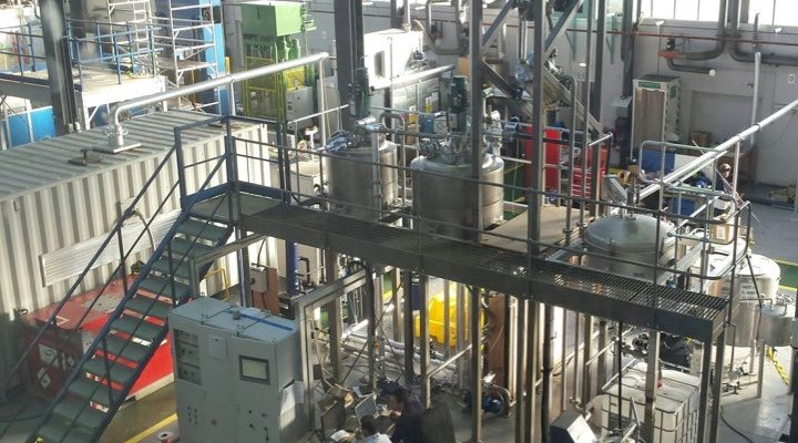 Bio-separation process technology